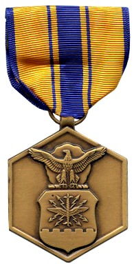 U s air force ribbons for Air force awards and decoration