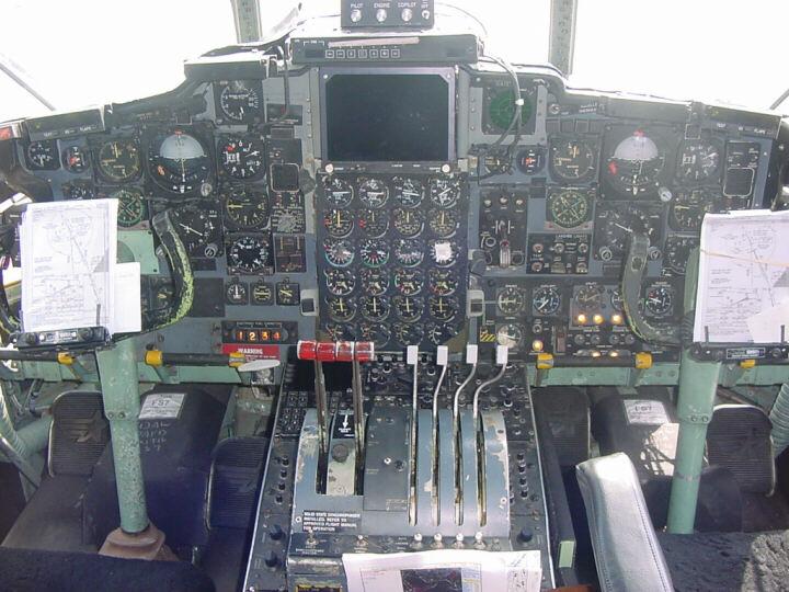 Aircraft Cockpits & Flight Decks